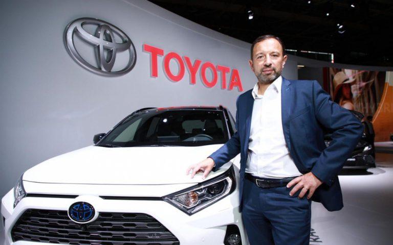 Toyota : «Après l'arrêt du diesel, nous levons le pied sur l'essence»