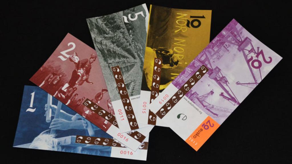 L'eusko basque, numéro un en Europe des monnaies locales