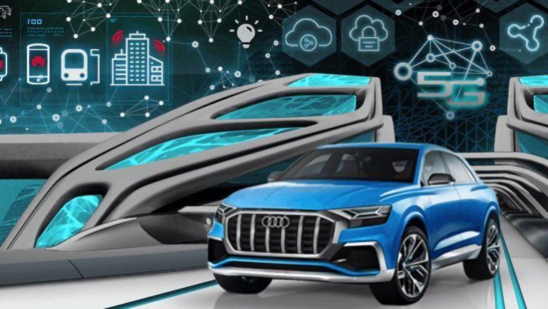 Audi et Huawei s'associent pour développer une voiture autonome