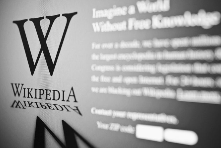 Wikipédia : le projet Internet Archive permet de restaurer 9 millions de liens