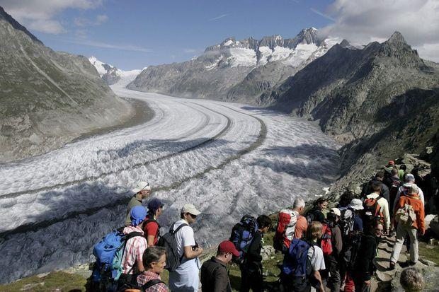 2018, «année des extrêmes» pour les glaciers suisses qui ont perdu 2,5% de leur volume