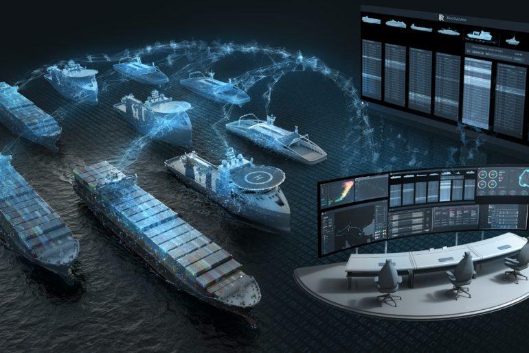 Rolls-Royce et Intel vont développer des cargos autonomes