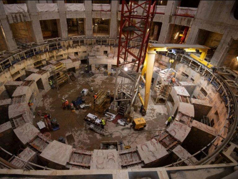 Iter: des milliards d'euros et un chantier titanesque pour la recherche nucléaire
