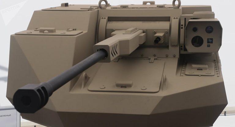 VIDEO : Un nouveau robot de combat «intelligent» testé en Russie
