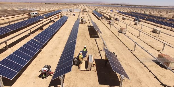 VIDEO : Algérie : vers la transition énergétique