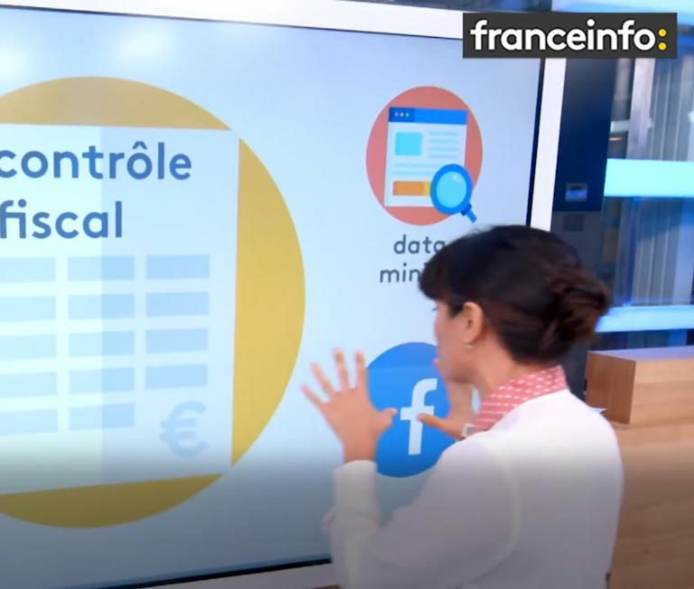 VIDEO : Le Fisc pourra bientôt fouiller vos réseaux sociaux