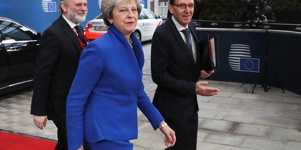 Brexit : les dirigeants européens entérinent l'accord avec Londres