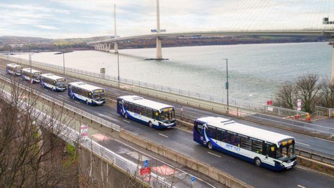 Le Royaume-Uni verra des bus et taxis autonomes circuler dans ses rues dès 2021