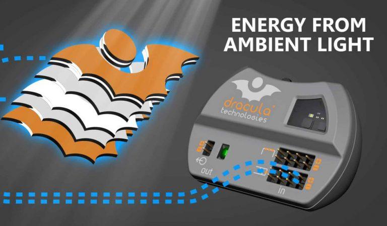 IoT : la technologie LAYER® génère de l'énergie grâce à la lumière ambiante