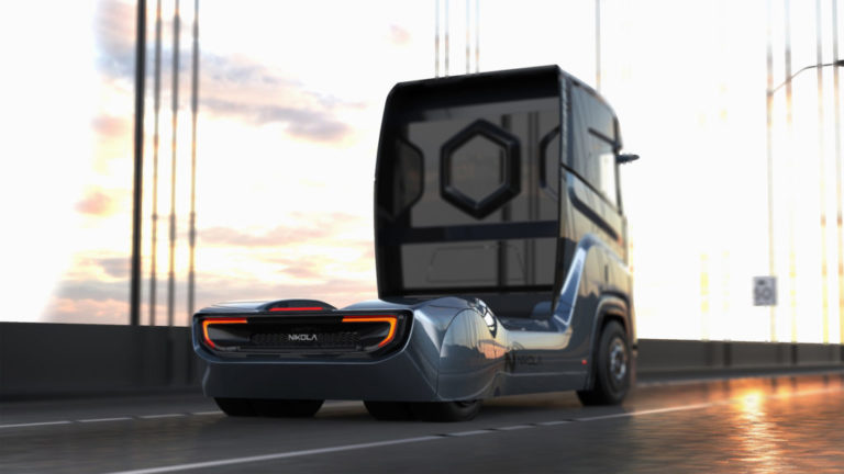 Concurrent de Tesla, Nikola annonce un troisième camion pensé pour l'Europe