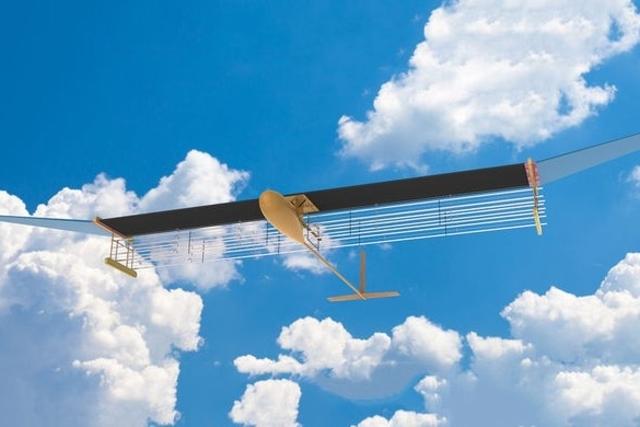 VIDEO : Premier vol d'un avion à propulsion ionique
