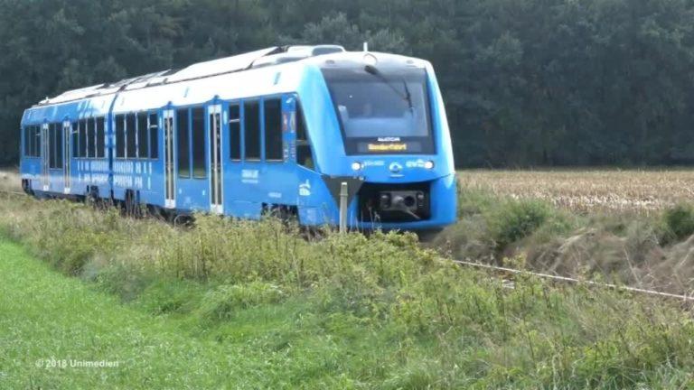 Nouvelle-Aquitaine : les lignes qui accueilleront le train à hydrogène sont tombées
