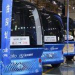 La navette autonome Mia va rouler sur des voies ouvertes en périphérie de Lyon