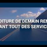 VIDEO : Rendre service, le nouveau créneau de la voiture du futur