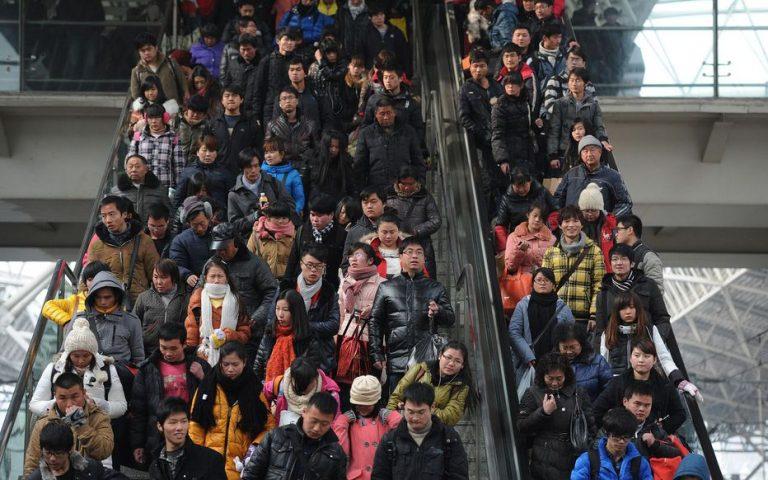 Chine : pour la première fois depuis 70 ans, la population a baissé