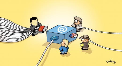 La Chine, empire du Milieu numérique