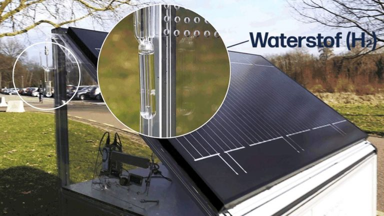 Des scientifiques belges parviennent à produire de l'hydrogène renouvelable abordable