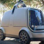 Nuro, véhicule de livraison autonome, lève près d'un milliard de dollars