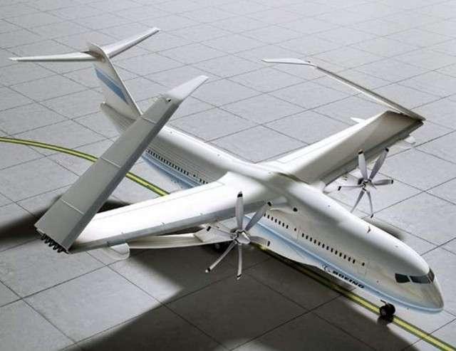 Boeing met des ailes sous ses avions