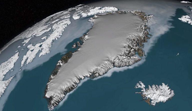 Fonte des calottes polaires : un bouleversement du climat mondial à attendre
