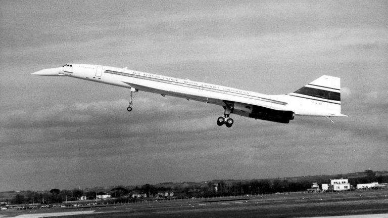 VIDEO : Revivez le premier vol de Concorde : c'était à Toulouse, il y a 50 ans