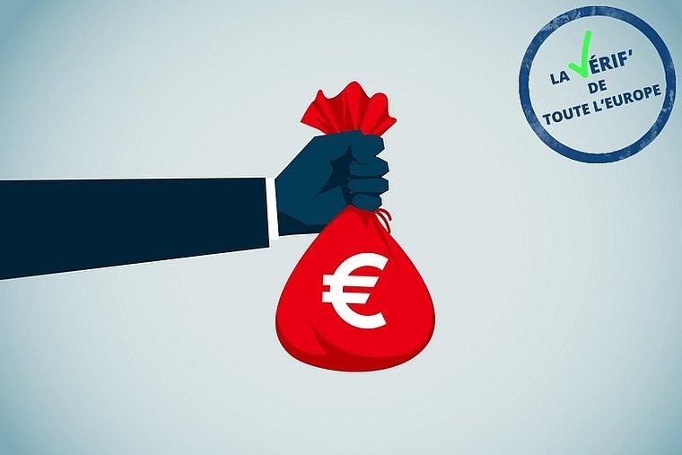 [Fact checking] Les eurodéputés sont-ils mieux payés que les députés nationaux ?