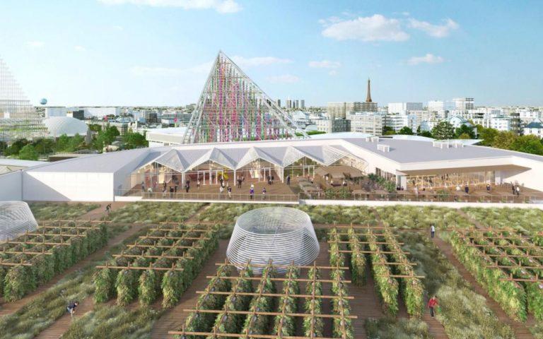 Paris va accueillir la plus grande ferme urbaine du monde