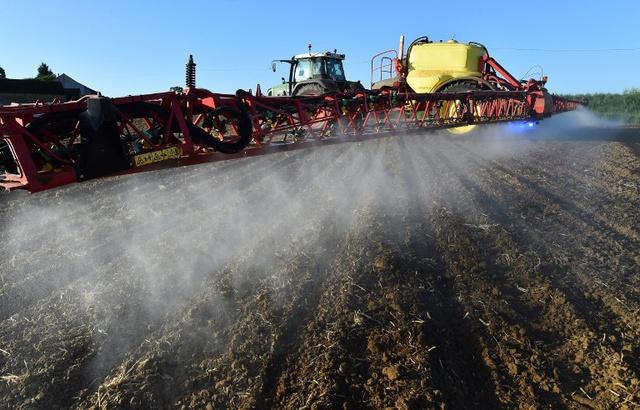 Glyphosate : L'exposition à l'herbicide augmenterait de 41 % le risque de lymphome non hodgkinien