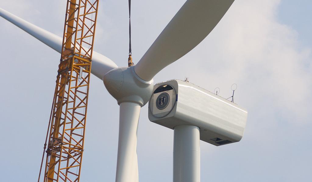 Comment recycler les pales des éoliennes?
