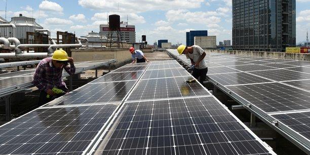 Les énergies renouvelables font de l'ombre au charbon