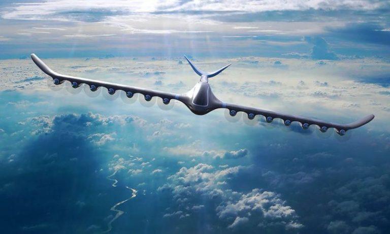 Le premier avion de ligne électrique à hydrogène prévu pour 2025