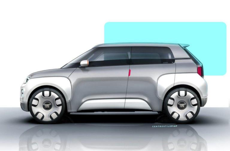 VIDEO : Pour ses 120 ans, Fiat présente une étonnante citadine électrique modulable