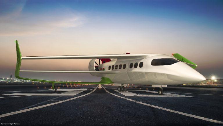 Faradair annonce la commercialisation de son avion hybride pour 2025 !