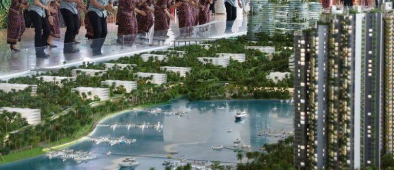 La Chine construit la première ville forêt au monde