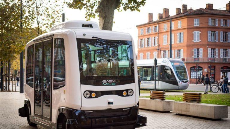 Véhicule autonome : l'Etat soutient une expérimentation à Toulouse