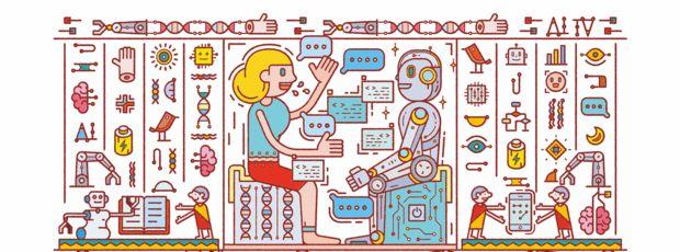 L'intelligence collaborative : quand l'homme et la machine unissent leurs forces