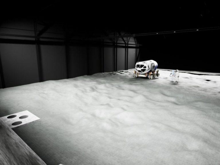À l'ESA, des équipes planchent déjà sur le concept de «village lunaire»