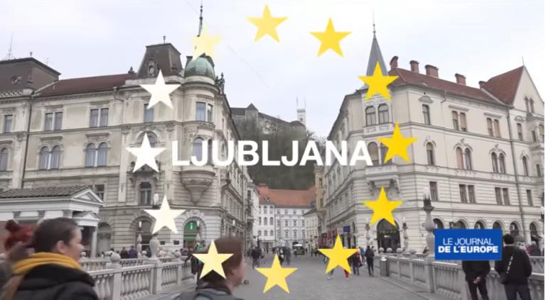 VIDEO : Européennes : la Slovénie mise tout sur le numérique pour sortir du lot dans l'UE