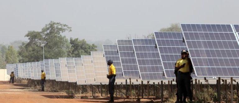 Changement climatique : 47 milliards de dollars pour l'Afrique