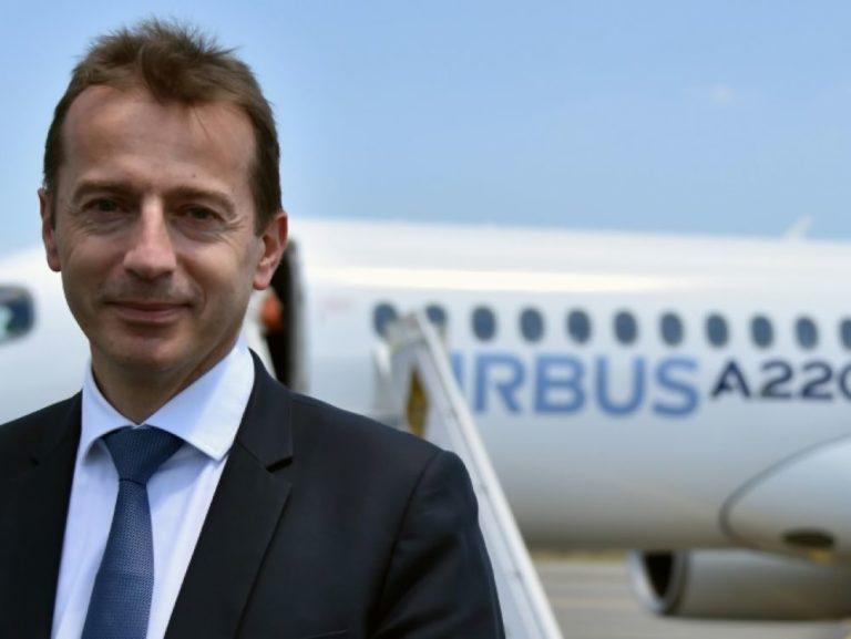 Le patron d'Airbus prône l'objectif de «voler sans émission»