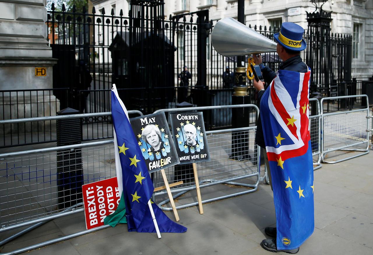 Brexit.Le Royaume-Uni se dirige tout droit vers les élections européennes