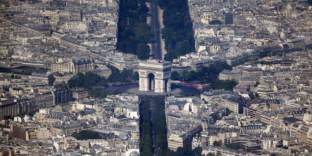 Projet de la RATP et d'Airbus : les Parisiens accepteront-ils des taxis volants au-dessus de leur tête ?