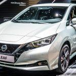 Les batteries des Nissan Leaf devraient durer 10 à 12 ans de plus que le véhicule lui-même