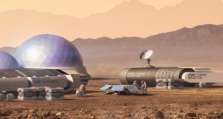 Cette technologie produisant de l'oxygène à partir de CO2 pourrait aider à la colonisation de Mars
