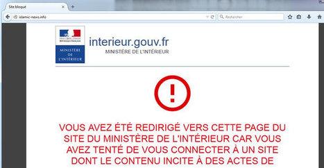 36 sites internet bloqués en France. Lesquels et pourquoi ? Mystère.