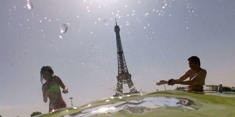 42,6°C: record absolu de chaleur àParis