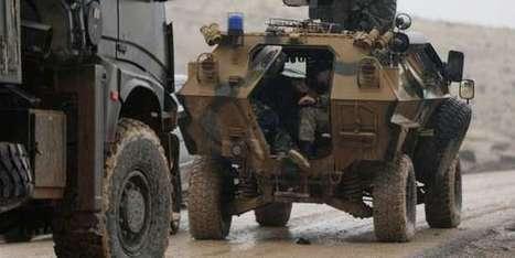 A Afrin, forces turques et djihadistes se côtoient dans les combats