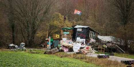 A Bure, après l'expulsion du bois Lejuc, la détermination des opposants