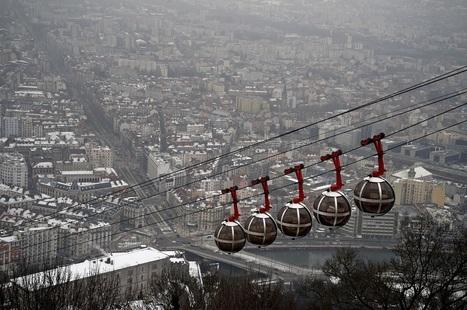 À Grenoble les véhicules de livraison roulant au diesel seront bientôt interdits