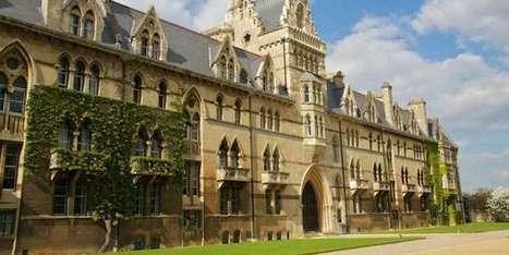 A l'université d'Oxford, «le Brexit est une épée suspendue au-dessus de nous»
